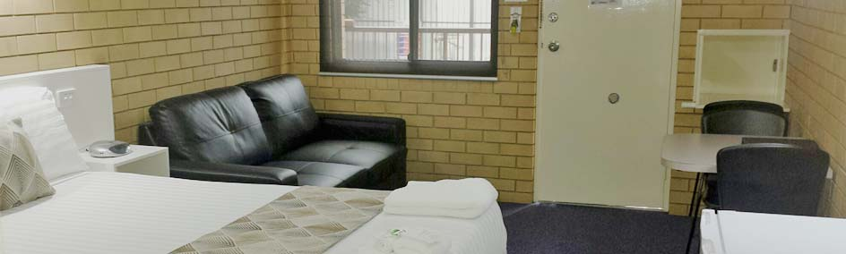 Newly Renovated Rooms at Chermside Motor Inn